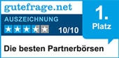 Unsere Kunden gehören zu den zufriedensten Kunden Deutschlands. Nicht umsonst wurde ${host} dank der kundenorientierten Ausrichtung zur besten Partnerbörse auf gutefrage.net und zum dritten Mal in Folge zur besten Dating Website, sowie zweimal in Folge zur besten Website des Jahres gewählt.