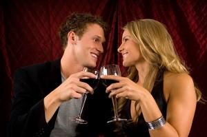 Mordernes Dating funktioniert via Internet.