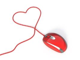 Per Mausklick zur großen Liebe! Partnerbörsen im Internet.