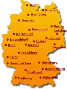 Dating und Chat-Partner aus Deutschland
