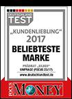 Beliebteste Marke 2017 Bildkontakte