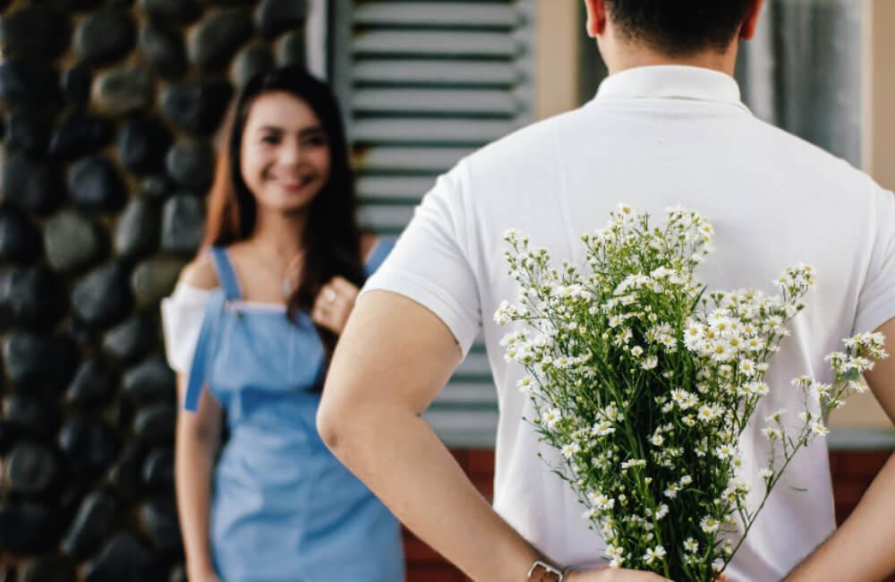 Wie flirten schüchterne männer mit einer frau